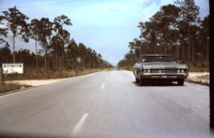 My first American car a 69 Chevy Impala!