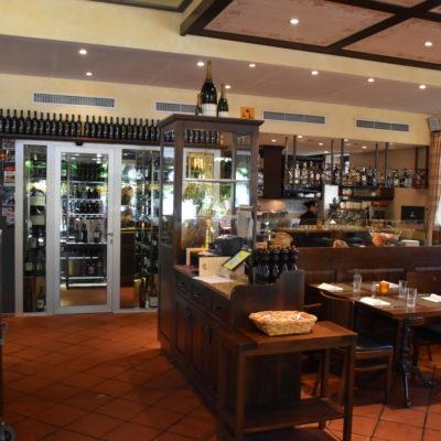 Sensi Restaurant, Locarno