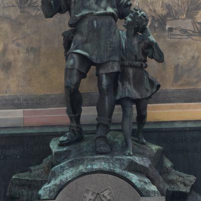 Wilhelm Tell the Swiss hero