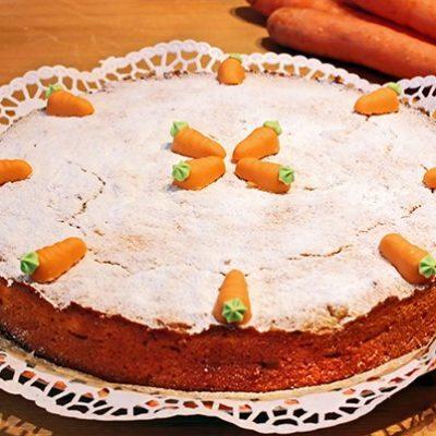 Carrot cake Argovia Style