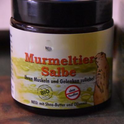 MURMELTIERSALBE – MARMOT Ointment (The Miracle Whipp)
